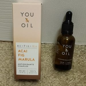 NWT You & Oil Face Serum